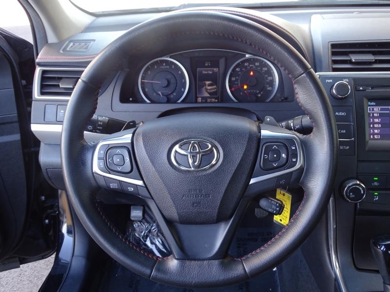 Toyota Camry 2017 price $18,995