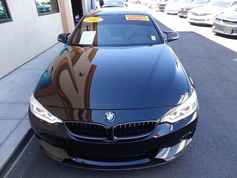 BMW 4 Series 2015 price $21,995