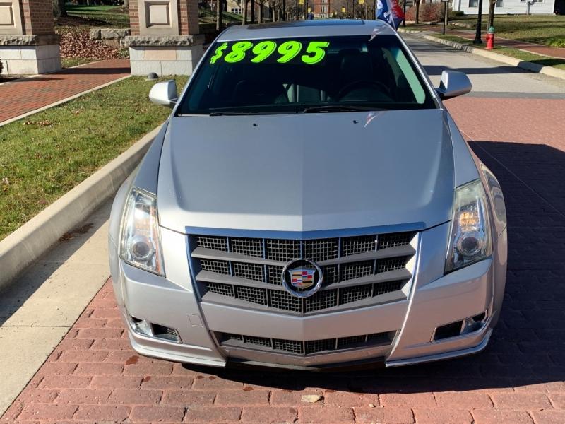 Cadillac CTS 2011 price $8,995