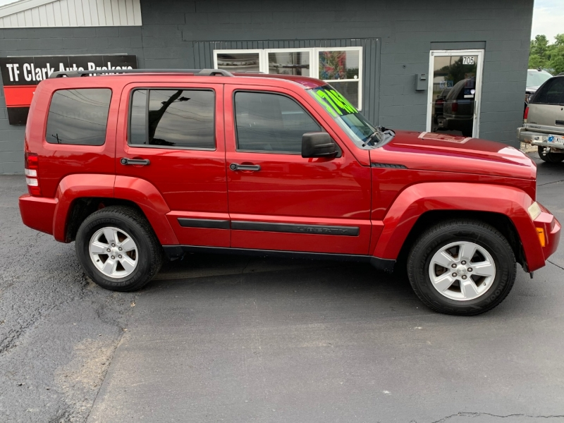 Jeep Liberty 2010 price $5,950