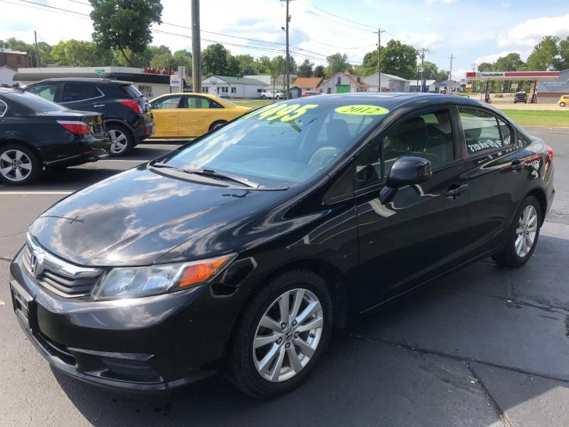Honda CIVIC 2012 price $7,495