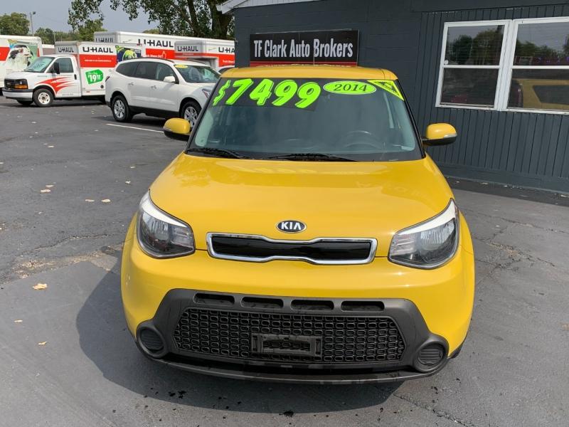Kia SOUL 2014 price $7,499