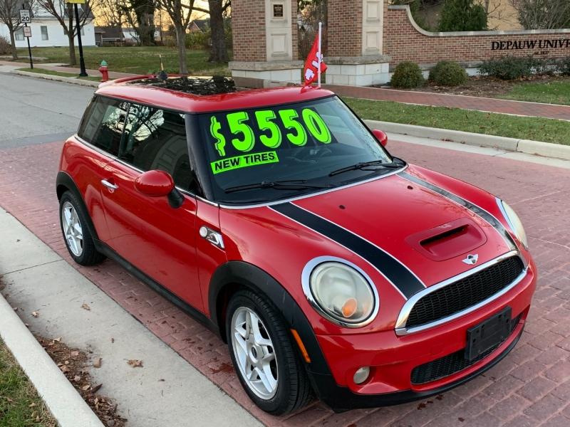 Mini COOPER 2008 price $5,550