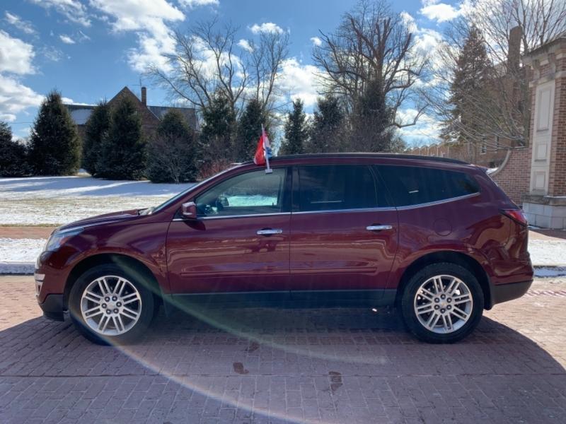 Chevrolet TRAVERSE 2015 price $12,975