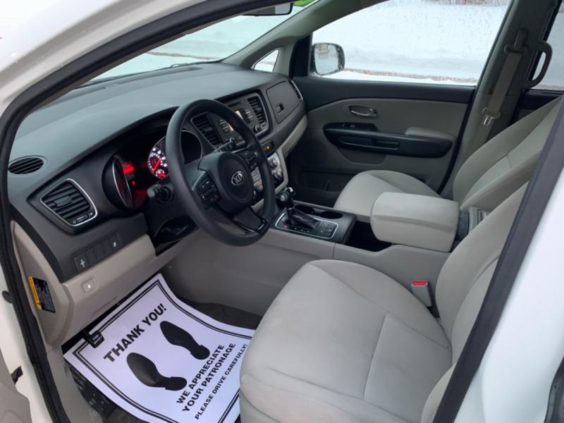 Kia SEDONA 2015 price Call for Pricing.