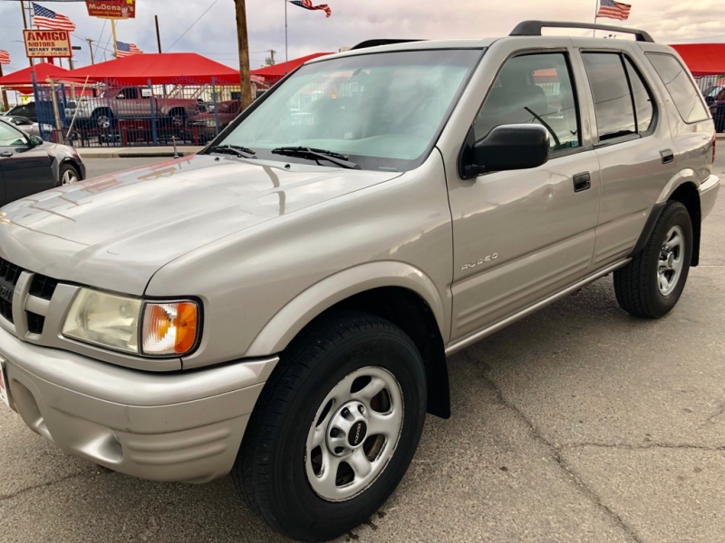 Isuzu Rodeo 2004 price $3,495