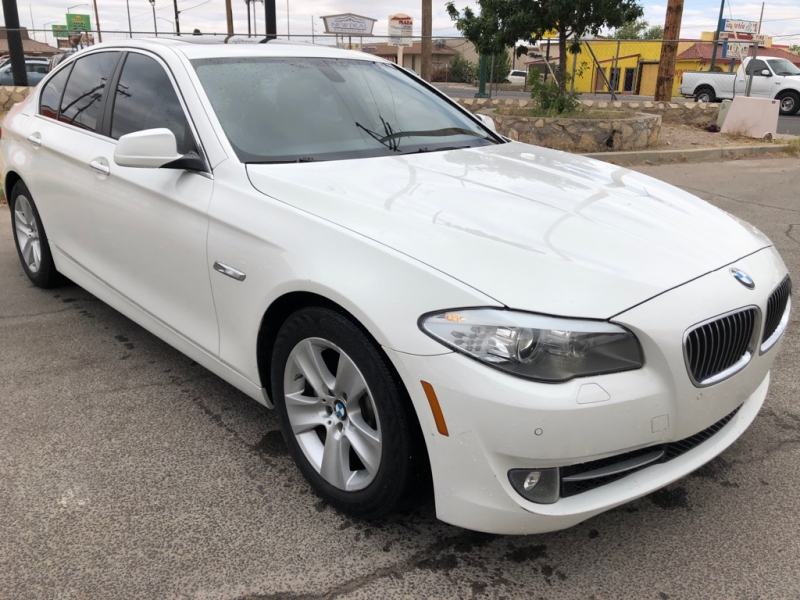 BMW 5-Series 2013 price $11,995