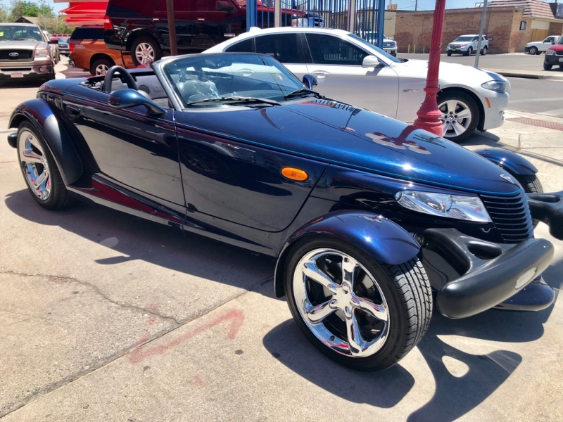 Plymouth Prowler 2001 price $23,995