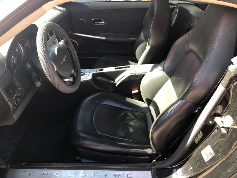 Chrysler Crossfire 2004 price $4,995