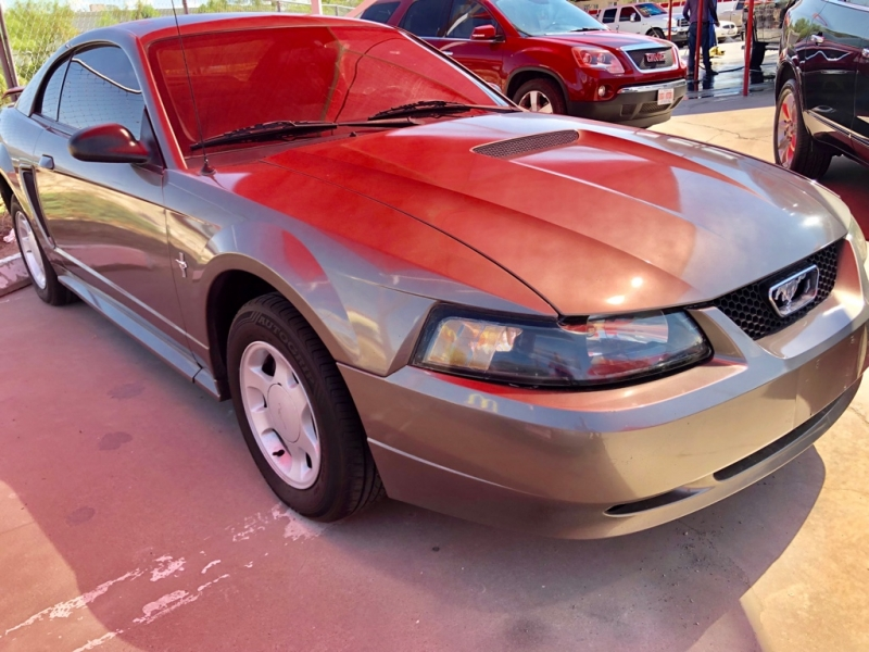 Ford Mustang 2001 price $3,495