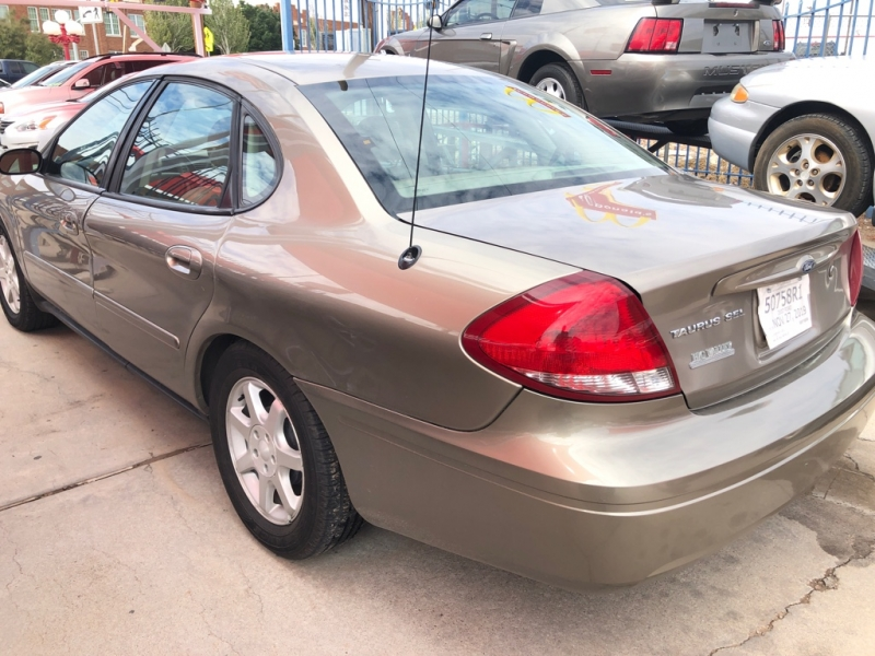 Ford Taurus 2007 price $3,995