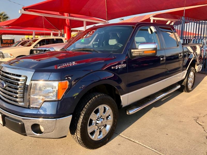 Ford F-150 Super Crew 2012 price $12,995