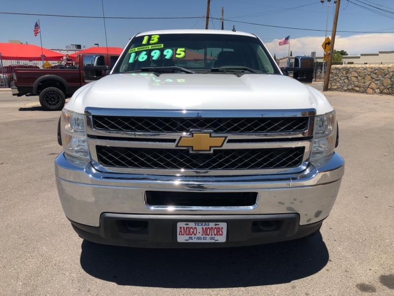Chevrolet Silverado 2500HD 4X4 2013 price $16,995