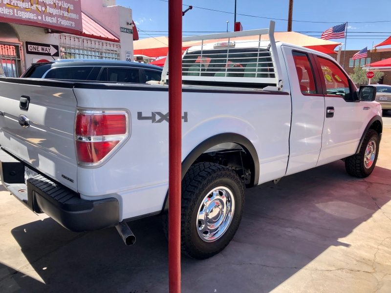 Ford F-150 4x4 2012 price $10,995