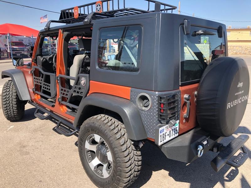 Jeep Wrangler Unlimited 4x4 2010 price $19,995