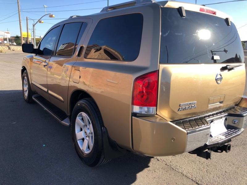 Nissan Pathfinder Armada 2004 price $6,495