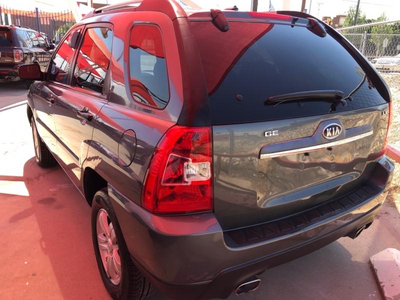 Kia Sportage 2009 price $4,995