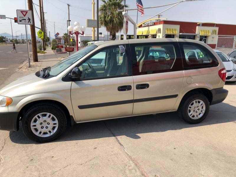 Dodge Caravan 2005 price $3,750