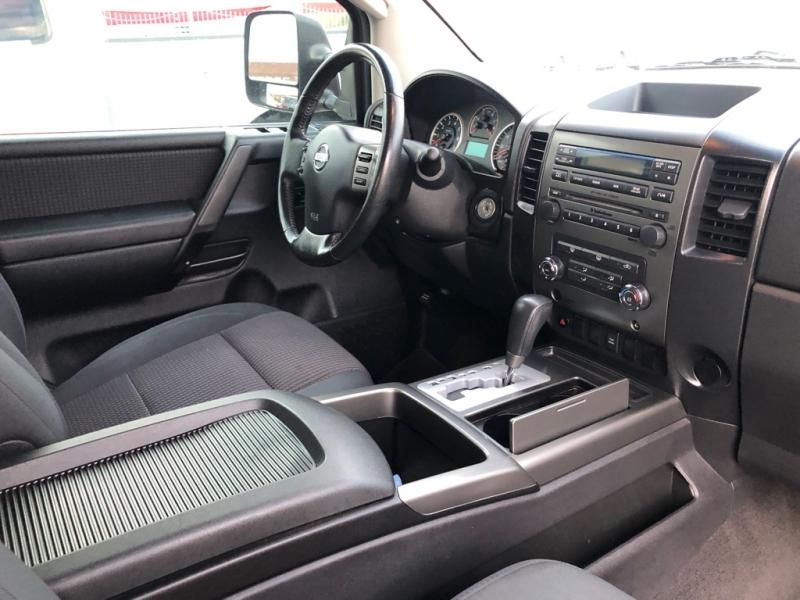 Nissan Titan 2008 price $10,995