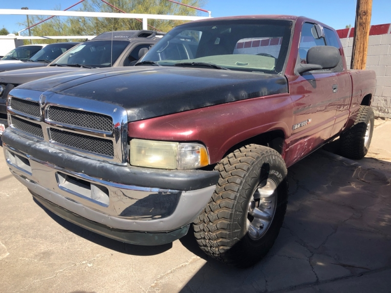 Dodge Ram ( WORK-TRUCK) 2001 price $2,995