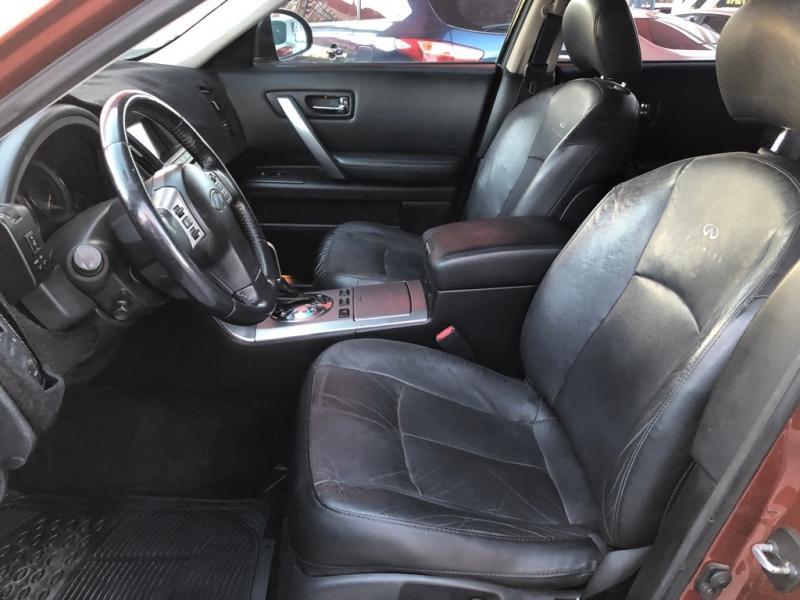 Infiniti FX35 2006 price $6,995