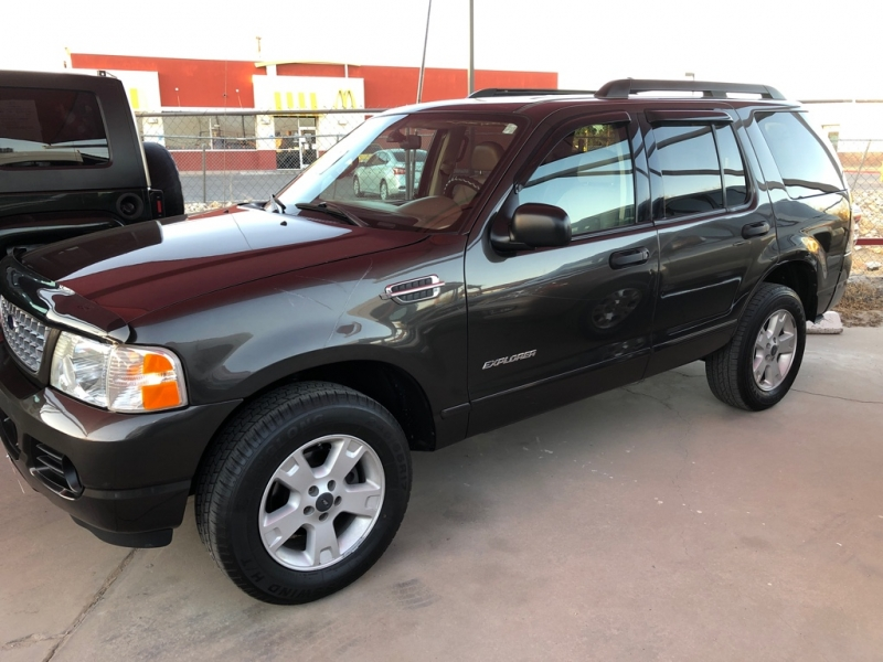 Ford Explorer 2005 price $5,495