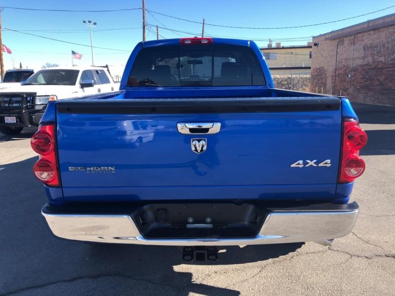 Dodge Ram 4x4 Crew-Cab 2007 price $11,995