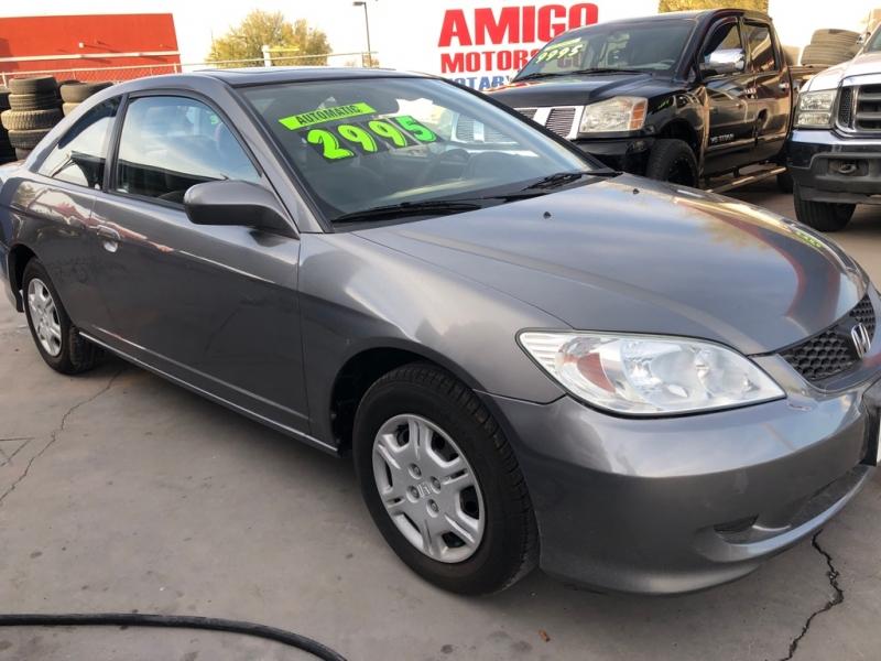 Honda Civic Cpe 2005 price $2,995
