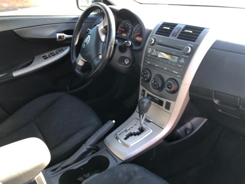 Toyota Corolla S 2010 price $5,995