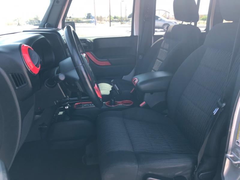Jeep Wrangler Unlimited 4x4 2012 price $25,995