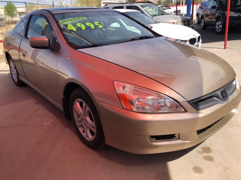 Honda Accord Cpe 2006 price $4,995