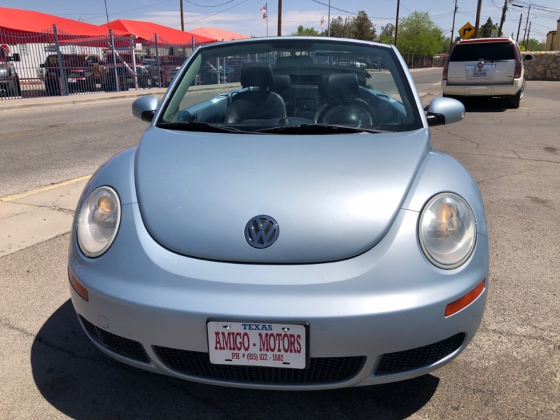 Volkswagen New Beetle Convertible 2009 price $7,995