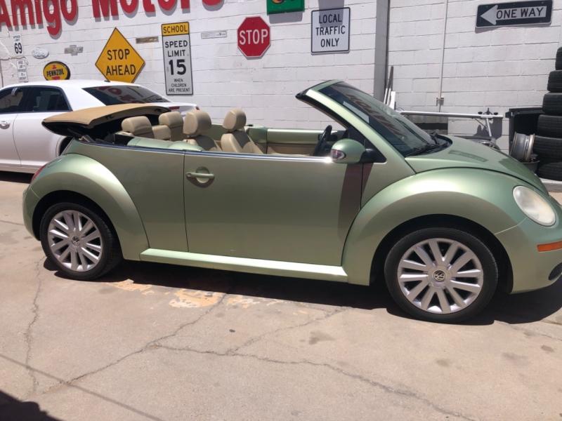Volkswagen New Beetle Convertible 2009 price $8,995