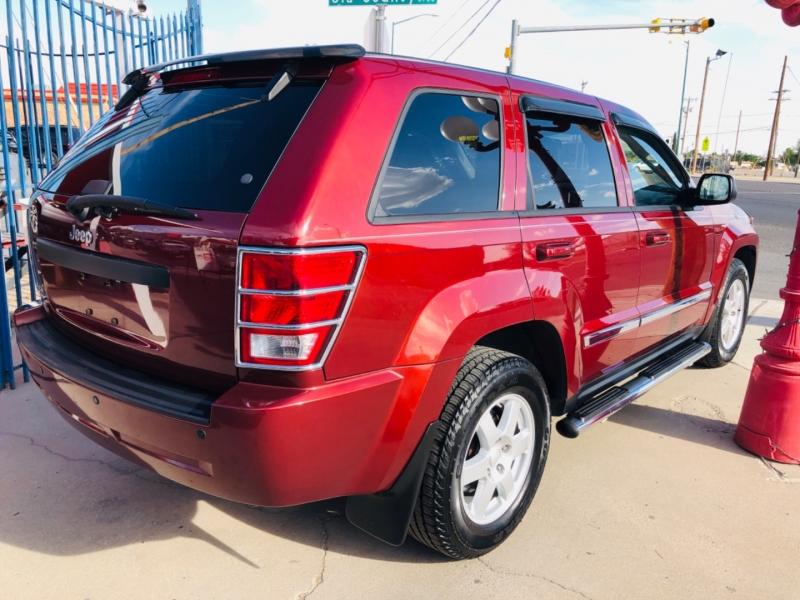 Jeep Grand Cherokee 2008 price $8,995