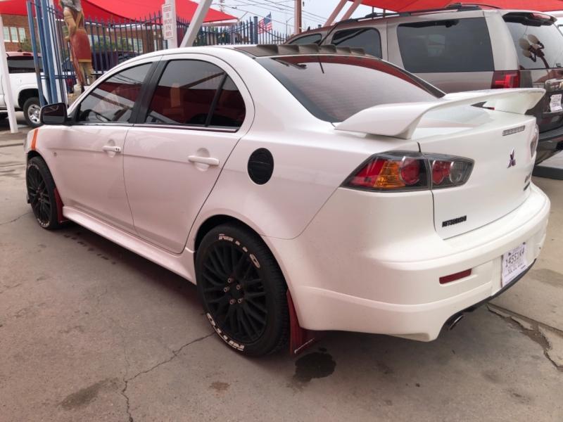 Mitsubishi Lancer 2011 price $9,995