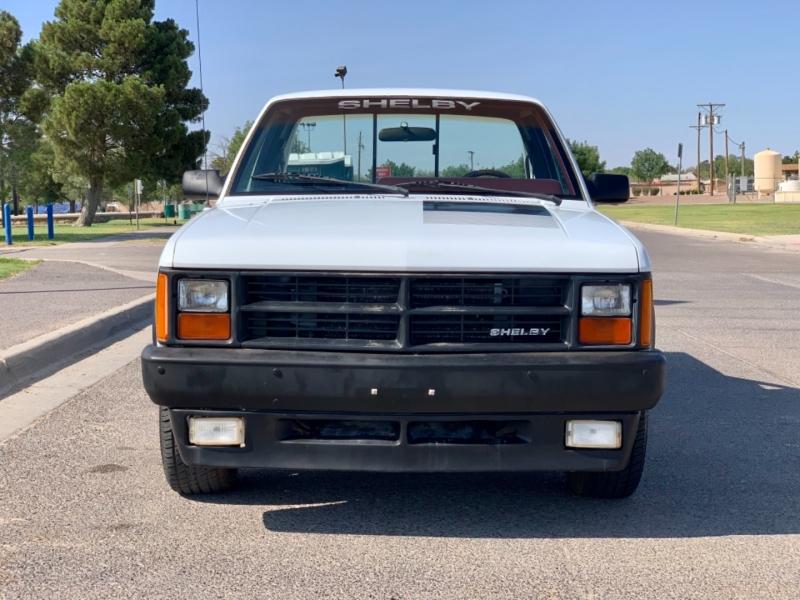Dodge Dakota Shelby 1989 price $11,995
