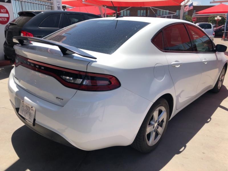 Dodge Dart SXT 2016 price $10,995