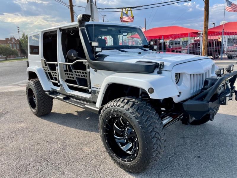 Jeep Wrangler Unlimited 2013 price $36,995