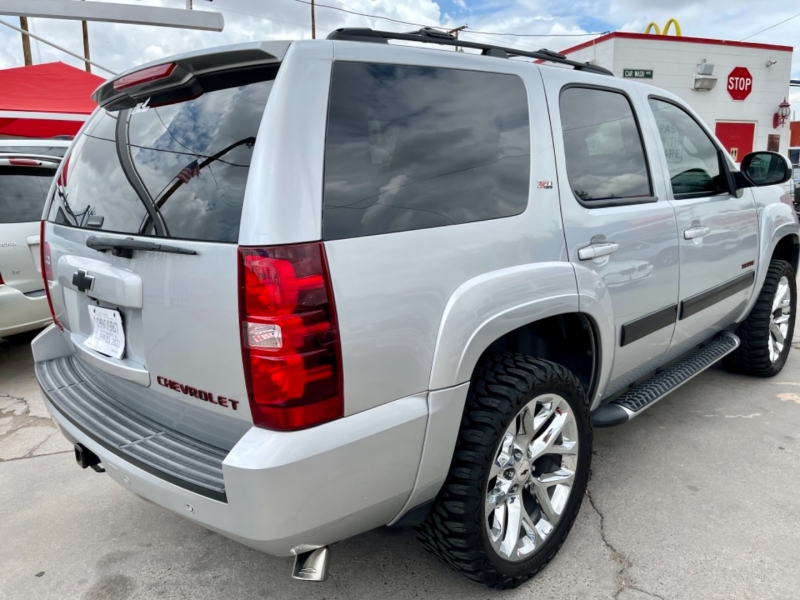 Chevrolet Tahoe Z-71 4x4 2012 price $15,995