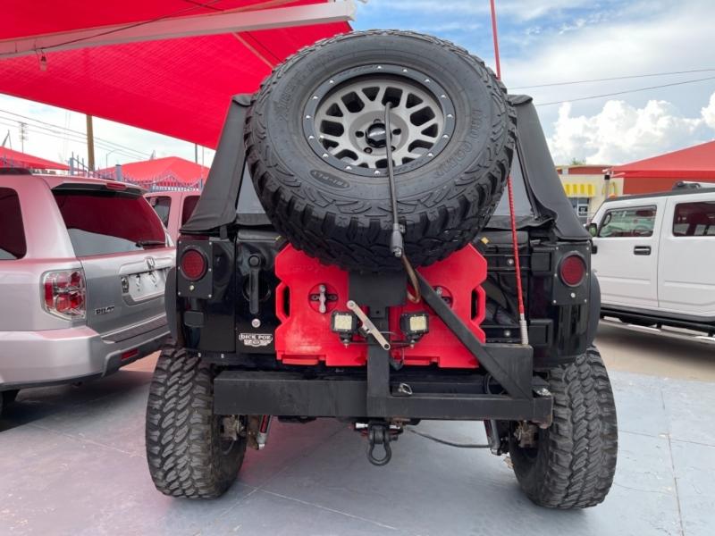 Jeep Wrangler 2009 price $19,995