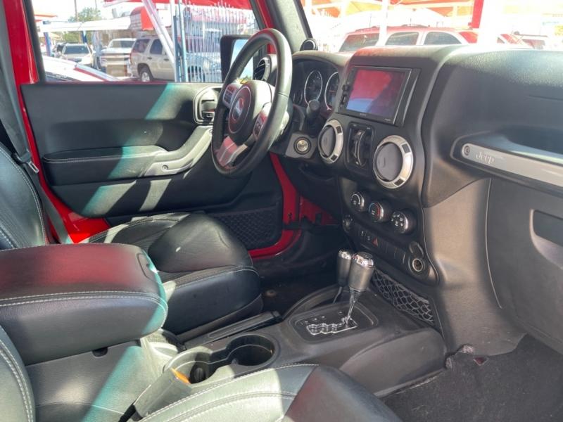 Jeep Wrangler Unlimited 2014 price $31,995