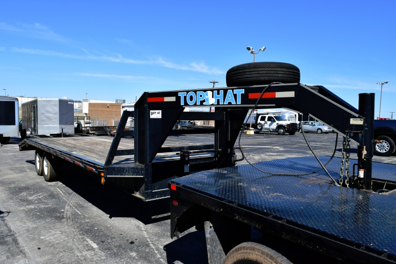 TopHat 20' Trailer 2007 price $4,590