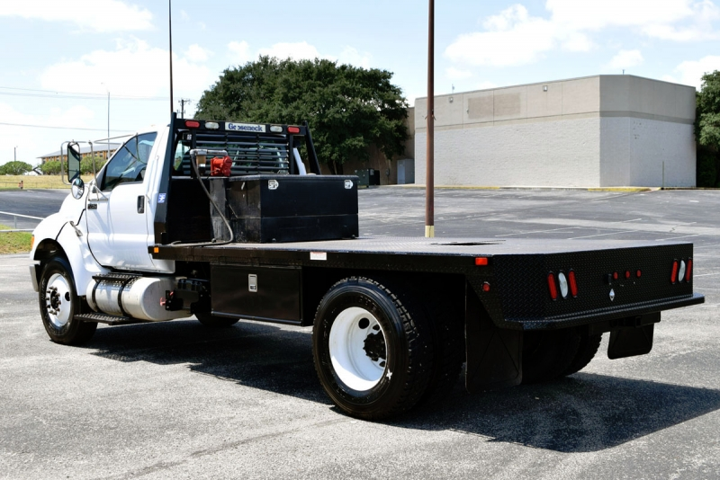 Ford Super Duty F-750 Flat Bed 2013 price $44,900