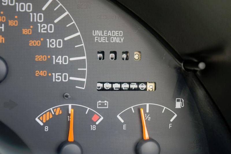 Pontiac Firebird 1995 price $26,750