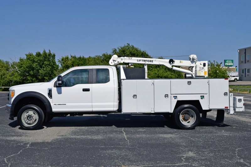 Ford Super Duty F-550 DRW 2017 price $85,900