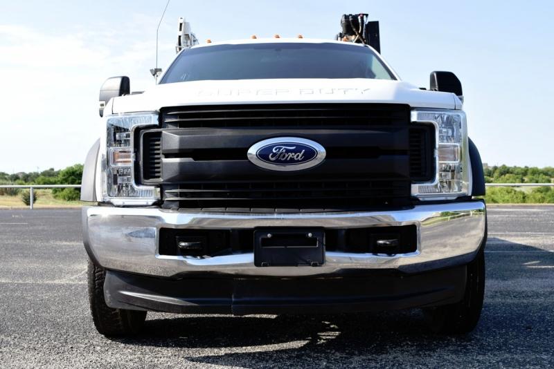 Ford Super Duty F-550 DRW 2017 price $85,900