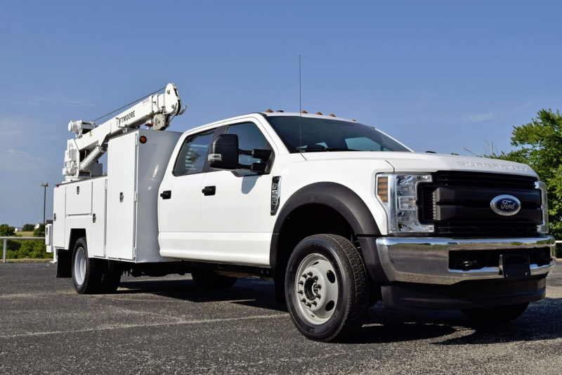 Ford Super Duty F-550 DRW 2018 price $85,900