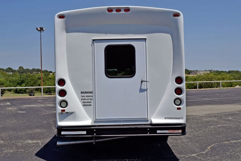 Ford Starcraft Ford Shuttle Bus 2012 price $18,900