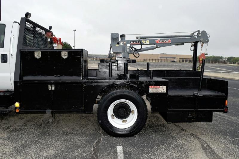 Ford Super Duty F-650 Crane Truck 2012 price $39,900