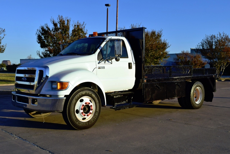 Ford Super Duty F-650 Flat Bed 2007 price $26,900
